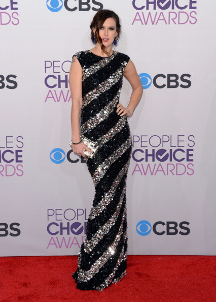 Two Tone - Color「39th Annual People's Choice Awards - Arrivals」:写真・画像(7)[壁紙.com]