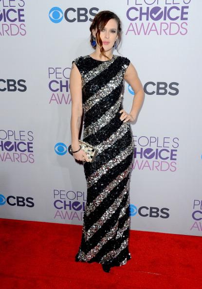 Cap Sleeve「39th Annual People's Choice Awards - Red Carpet」:写真・画像(9)[壁紙.com]