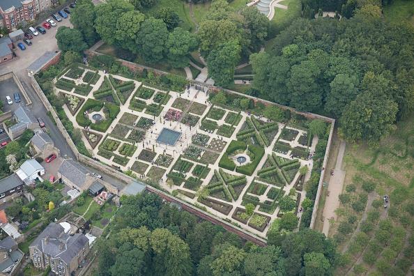 Ornamental Garden「The Alnwick Garden」:写真・画像(0)[壁紙.com]