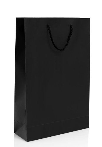 Marketing「Black Shopping Bag」:スマホ壁紙(9)