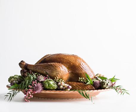 Thanksgiving「Whole roasted turkey」:スマホ壁紙(15)