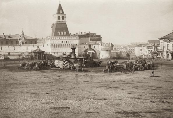 1870-1879「Lubyanka Square」:写真・画像(2)[壁紙.com]