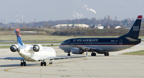 Philadelphia - Pennsylvania「U.S. Airways Bids $8 Billion For Delta Merger」:写真・画像(14)[壁紙.com]