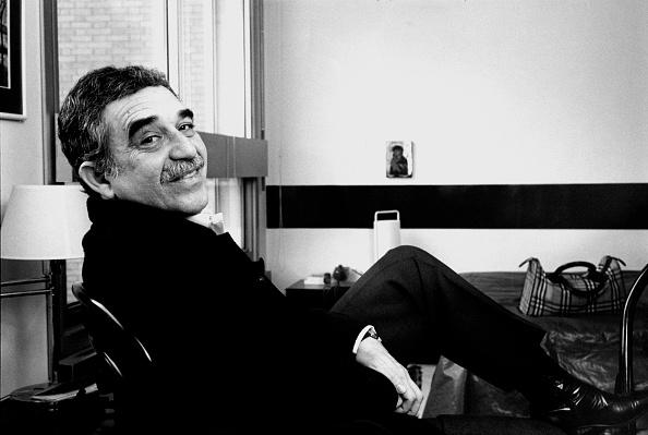 作家「Gabriel Garcia Marquez Portrait Session」:写真・画像(3)[壁紙.com]