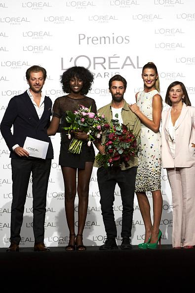 式典「L'Oreal Paris Award - Mercedes-Benz Fashion Week Madrid Spring/Summer 2018」:写真・画像(12)[壁紙.com]