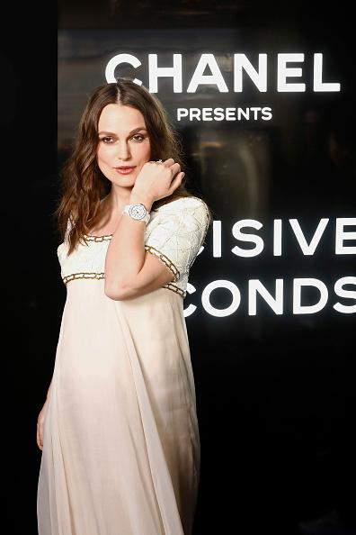 Wristwatch「Chanel J12 Watch Launch - Photocall」:写真・画像(17)[壁紙.com]