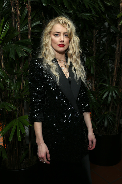 "Amber Heard「Vanity Fair And Saint Laurent Celebrate ""Parasite""」:写真・画像(10)[壁紙.com]"