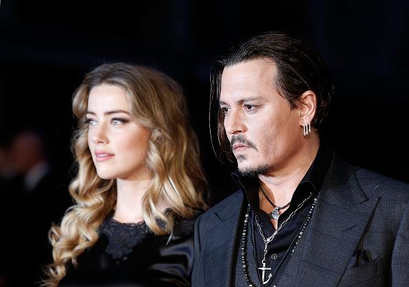 "Amber Heard「""Black Mass"" - Virgin Atlantic Gala - BFI London Film Festival」:写真・画像(6)[壁紙.com]"