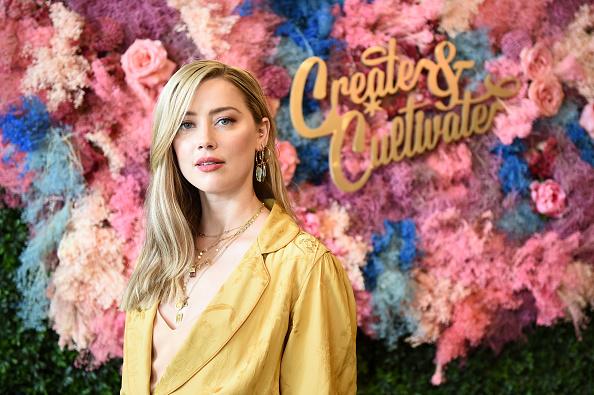 Amber Heard「Create & Cultivate New York presented by Mastercard」:写真・画像(18)[壁紙.com]