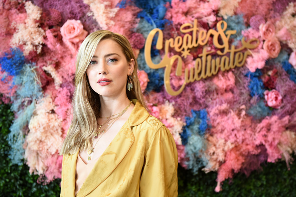 Amber Heard「Create & Cultivate New York presented by Mastercard」:写真・画像(9)[壁紙.com]