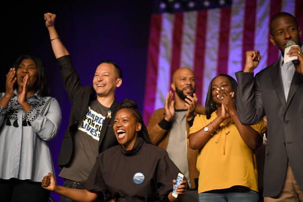 Florida Gubernatorial Candidate Andrew Gillum Campaigns With Julian Castro And Valerie Jarrett In Orlando:ニュース(壁紙.com)