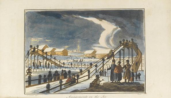 Rollercoaster「Amusement on the Ice, 1813」:写真・画像(10)[壁紙.com]