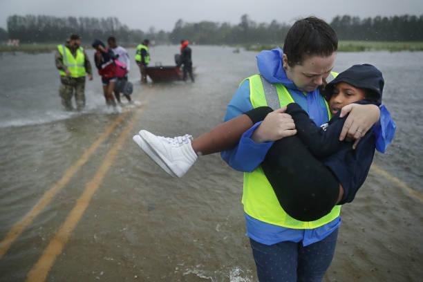 Hurricane Florence Slams Into Coast Of Carolinas:ニュース(壁紙.com)