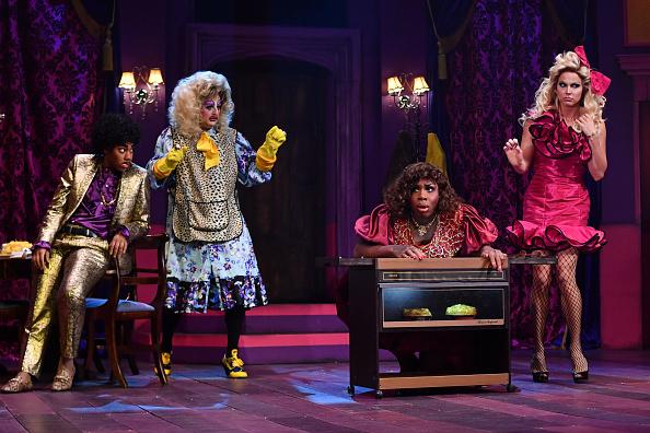 """Condiment「""""Death Drop"""" Dress Rehearsals At Garrick Theatre  - Press Call」:写真・画像(4)[壁紙.com]"""