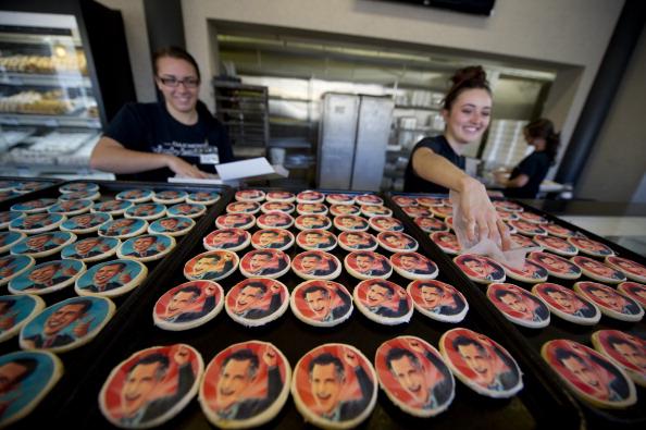Sweet Food「Pennsylvania Bakery Makes Romney And Obama Cookies」:写真・画像(9)[壁紙.com]