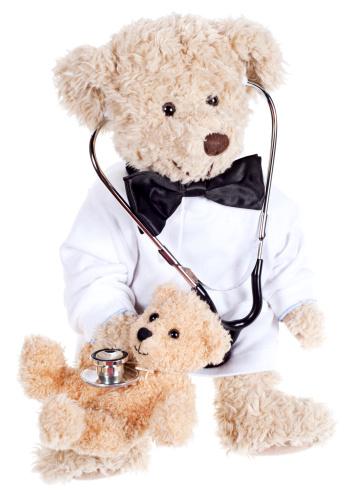 Doll「Suffering Sick Sweet Teddy Bear in Hospital」:スマホ壁紙(8)