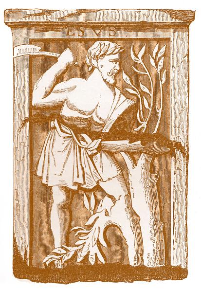 God「Esus, Gauls' God of nature」:写真・画像(18)[壁紙.com]