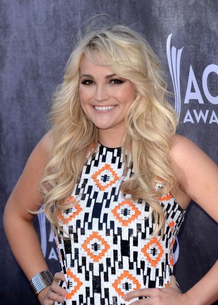 Jamie Lynn Spears「49th Annual Academy Of Country Music Awards - Arrivals」:写真・画像(16)[壁紙.com]