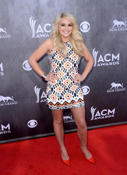 Jamie Lynn Spears「49th Annual Academy Of Country Music Awards - Arrivals」:写真・画像(15)[壁紙.com]
