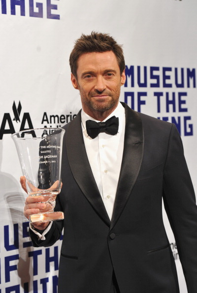 Hair Stubble「Museum Of Moving Image Salutes Hugh Jackman - Arrivals」:写真・画像(7)[壁紙.com]