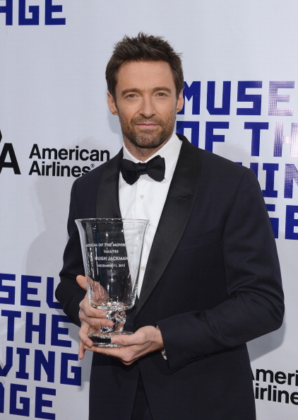 Hair Stubble「Museum Of Moving Image Salutes Hugh Jackman - Arrivals」:写真・画像(6)[壁紙.com]