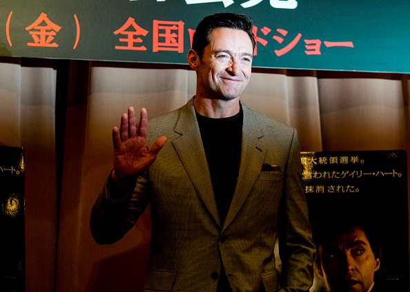 Keith Tsuji「'The Front Runner' Press Conference In Japan」:写真・画像(12)[壁紙.com]