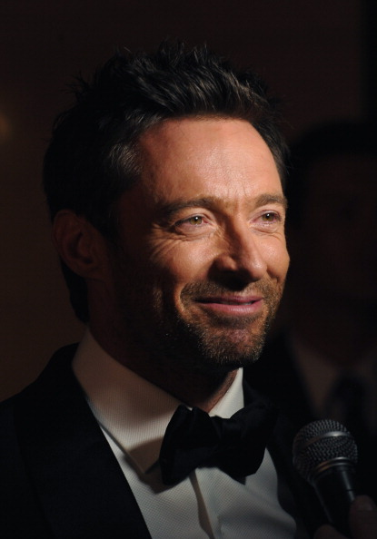 Hair Stubble「Museum Of Moving Image Salutes Hugh Jackman - Arrivals」:写真・画像(5)[壁紙.com]