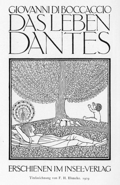 Circa 14th Century「The Life of Dante / Vita di Dante by Boccaccio」:写真・画像(12)[壁紙.com]
