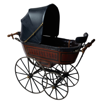 Baby Carriage「Antique Baby Carriage」:スマホ壁紙(17)