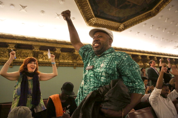 Minority Groups「NY City Council Votes On NYPD Oversight」:写真・画像(19)[壁紙.com]