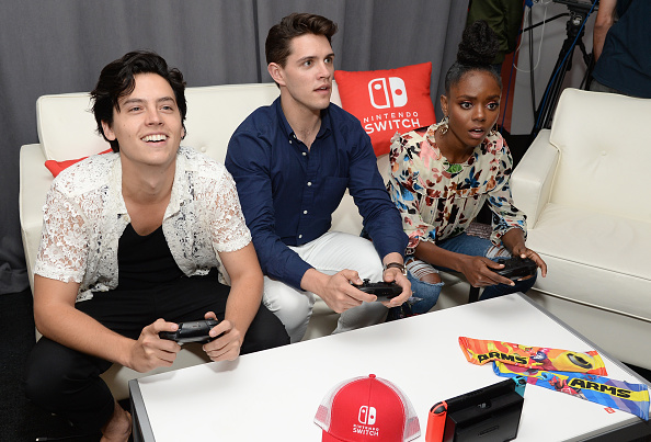 Cole Sprouse「Nintendo At The TV Insider Lounge At Comic-Con International 2017」:写真・画像(19)[壁紙.com]