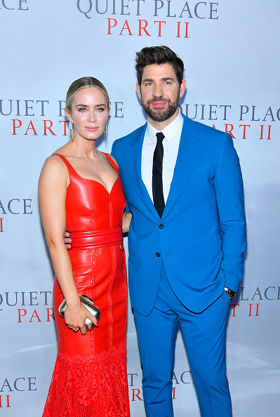 """Gold Purse「PARAMOUNT PICTURES PRESENTS THE WORLD PREMIERE OF """"A QUIET PLACE PART II""""」:写真・画像(13)[壁紙.com]"""