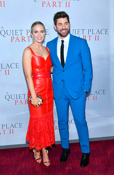 """Gold Purse「PARAMOUNT PICTURES PRESENTS THE WORLD PREMIERE OF """"A QUIET PLACE PART II""""」:写真・画像(15)[壁紙.com]"""