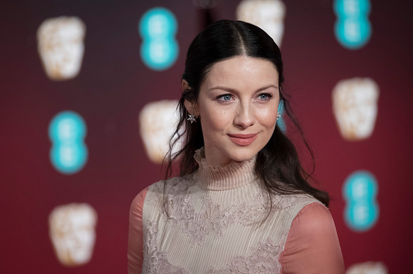 Caitriona Balfe「EE British Academy Film Awards - Red Carpet Arrivals」:写真・画像(11)[壁紙.com]
