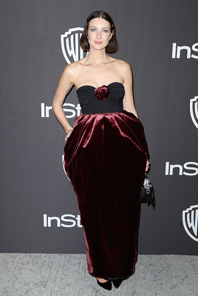 Caitriona Balfe「InStyle And Warner Bros. Golden Globes After Party 2019 - Arrivals」:写真・画像(3)[壁紙.com]