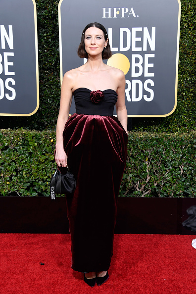 Caitriona Balfe「76th Annual Golden Globe Awards - Arrivals」:写真・画像(2)[壁紙.com]