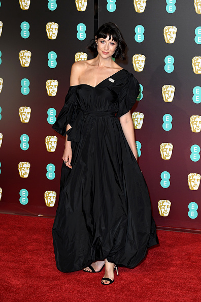 Caitriona Balfe「EE British Academy Film Awards - Red Carpet Arrivals」:写真・画像(17)[壁紙.com]