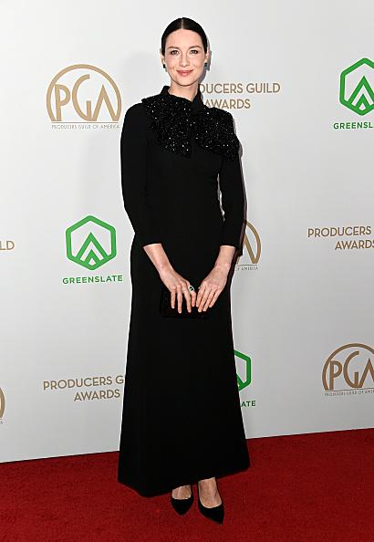 Index Finger Ring「31st Annual Producers Guild Awards - Arrivals」:写真・画像(18)[壁紙.com]