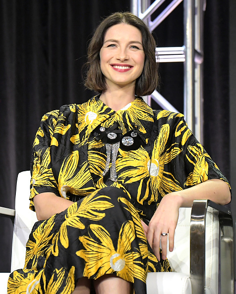 Caitriona Balfe「Starz 2019 Winter TCA Panel & All-Star After Party」:写真・画像(16)[壁紙.com]