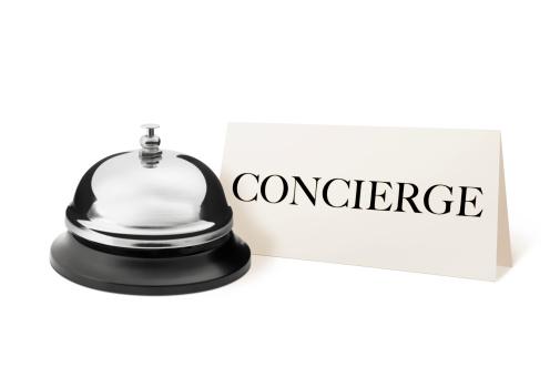 Service Bell「Concierge」:スマホ壁紙(2)