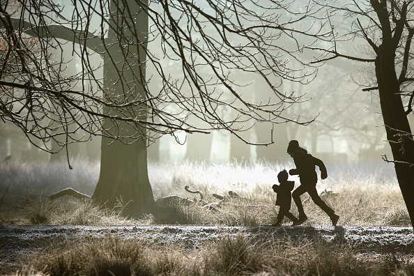 Christopher Furlong「Snow And Freezing Temperatures Hit UK」:写真・画像(11)[壁紙.com]