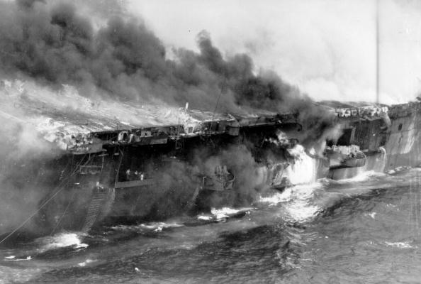 Ship「Franklin Attacked」:写真・画像(11)[壁紙.com]