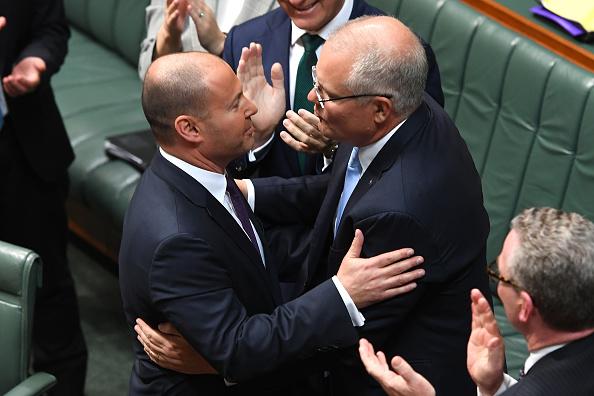 Budget「Australian Federal Budget Delivered In Canberra」:写真・画像(4)[壁紙.com]