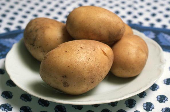 Healthy Eating「Potatoes Photo Taken August 1999」:写真・画像(13)[壁紙.com]