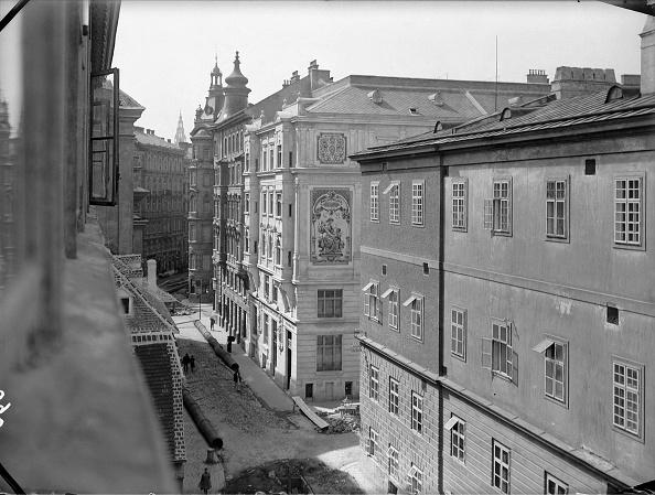 Apartment「Garnisongasse in Vienna」:写真・画像(2)[壁紙.com]
