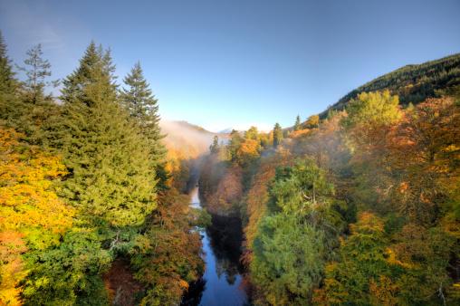Perthshire「Killiecrankie Scotland」:スマホ壁紙(14)