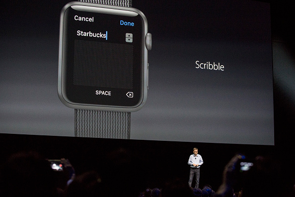Apple Watch「Apple Worldwide Developers Conference Kicks Off In San Francisco」:写真・画像(11)[壁紙.com]