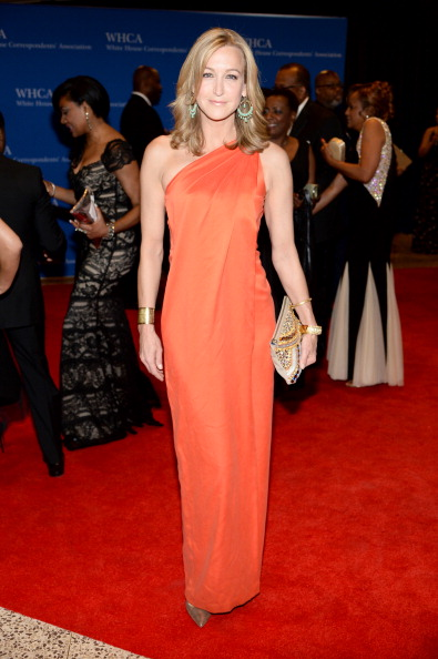 Long Dress「100th Annual White House Correspondents' Association Dinner - Arrivals」:写真・画像(1)[壁紙.com]