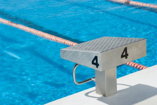 Diving Platform「Diving platform by a swimming pool」:スマホ壁紙(15)