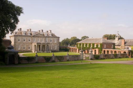 Social History「Antony House, Cornwall」:スマホ壁紙(10)